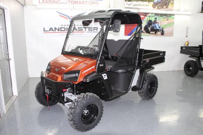 2021 AMERICAN LANDMASTER L7 for sale at Lansing Auto Mart in Lansing KS