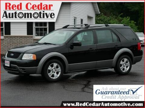 2007 Ford Freestyle for sale at Red Cedar Automotive in Menomonie WI