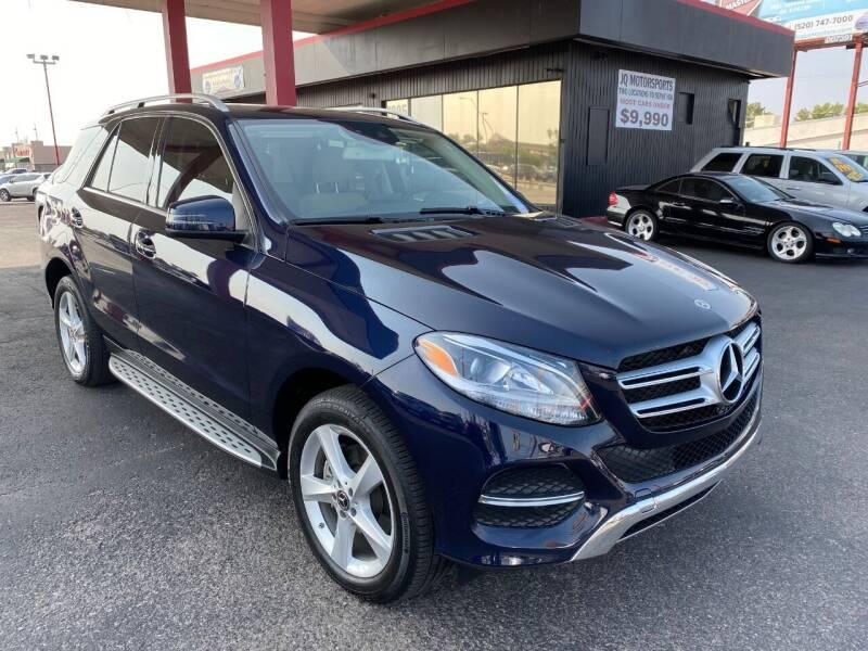 2018 Mercedes-Benz GLE for sale in Tucson, AZ