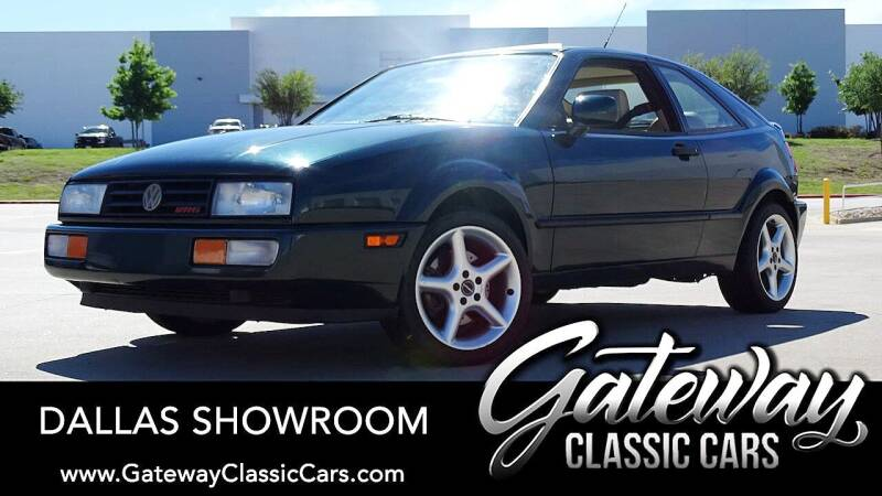 1993 Volkswagen Corrado for sale in Grapevine, TX