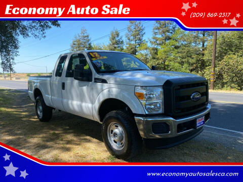 2012 Ford F-250 Super Duty for sale at Economy Auto Sale in Modesto CA
