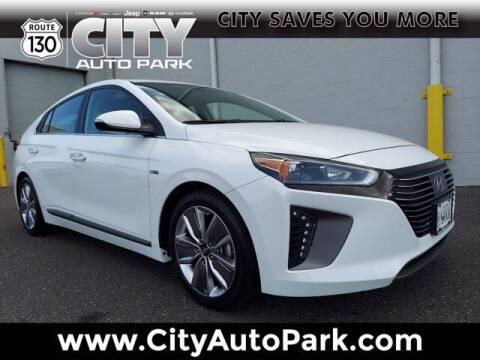 2017 Hyundai Ioniq Hybrid for sale at City Auto Park in Burlington NJ