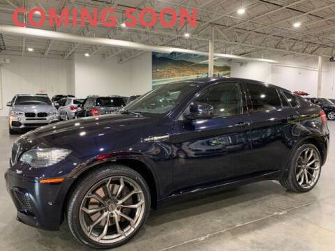 2012 BMW X6 M for sale at Godspeed Motors in Charlotte NC