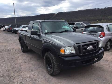 2006 Ford Ranger for sale at Troys Auto Sales in Dornsife PA