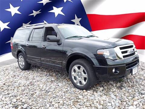 2014 Ford Expedition EL for sale at Gentilini Motors in Woodbine NJ