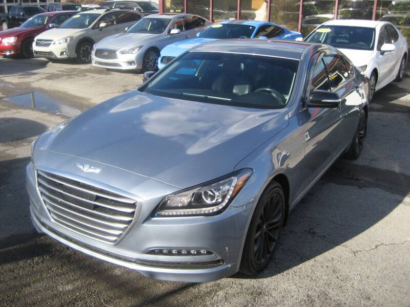 2017 Genesis G80 for sale at Import Auto Connection in Nashville TN