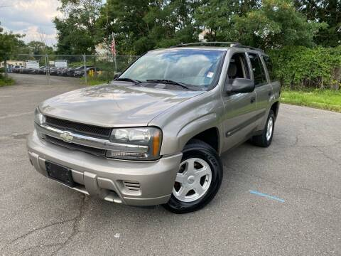 2003 Chevrolet TrailBlazer for sale at JMAC IMPORT AND EXPORT STORAGE WAREHOUSE in Bloomfield NJ