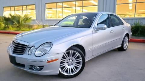 2008 Mercedes-Benz E-Class for sale at Houston Auto Preowned in Houston TX
