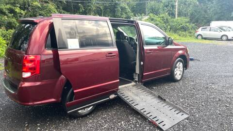 2018 Dodge Grand Caravan for sale at Mobility Solutions in Newburgh NY