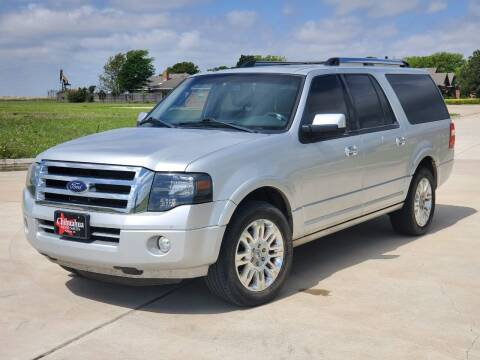 2013 Ford Expedition EL for sale at Chihuahua Auto Sales in Perryton TX