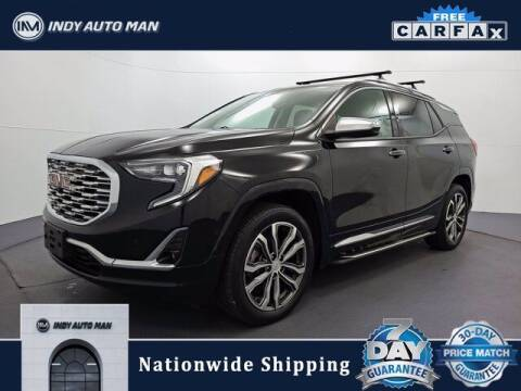 2018 GMC Terrain for sale at INDY AUTO MAN in Indianapolis IN