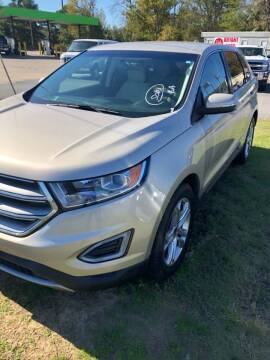 2017 Ford Edge for sale at BRYANT AUTO SALES in Bryant AR