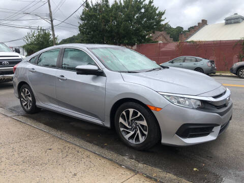 2018 Honda Civic for sale at Deleon Mich Auto Sales in Yonkers NY