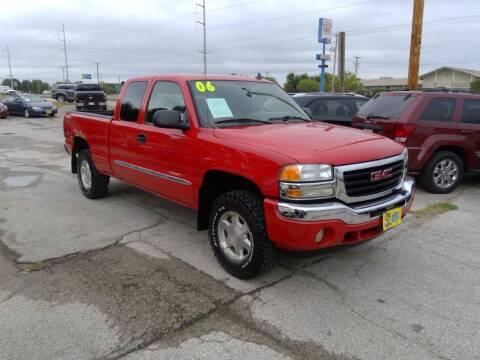 2006 GMC Sierra 1500 for sale at Regency Motors Inc in Davenport IA
