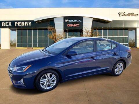 2020 Hyundai Elantra for sale at AutoJacksTX.com in Nacogdoches TX