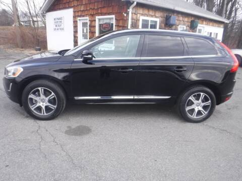 2016 Volvo XC60 for sale at Trade Zone Auto Sales in Hampton NJ
