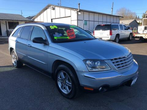 2004 Chrysler Pacifica for sale at Freeborn Motors in Lafayette, OR