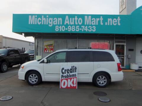 2011 Chrysler Town and Country for sale at Michigan Auto Mart in Port Huron MI