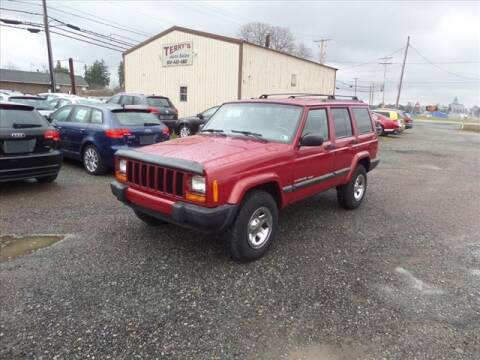 1999 Jeep Cherokee for sale at Terrys Auto Sales in Somerset PA