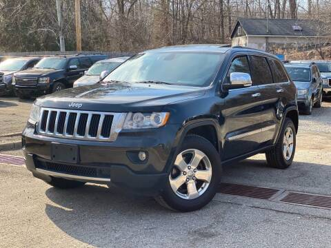 2013 Jeep Grand Cherokee for sale at AMA Auto Sales LLC in Ringwood NJ