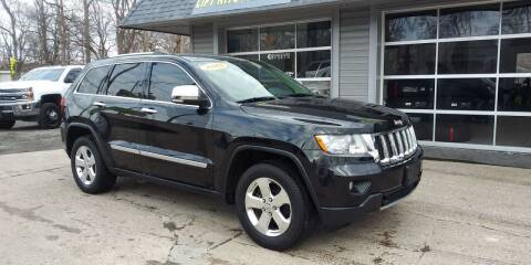 2013 Jeep Grand Cherokee for sale at Kevin Lapp Motors in Flat Rock MI