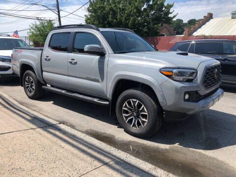 2020 Toyota Tacoma for sale at Deleon Mich Auto Sales in Yonkers NY