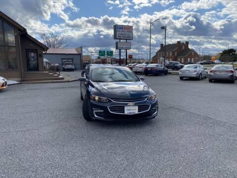 2017 Chevrolet Malibu for sale at CARMART Of Dover in Dover DE