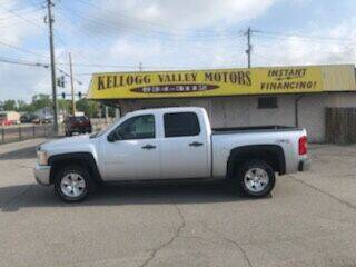 2013 Chevrolet Silverado 1500 for sale at Kellogg Valley Motors in Gravel Ridge AR
