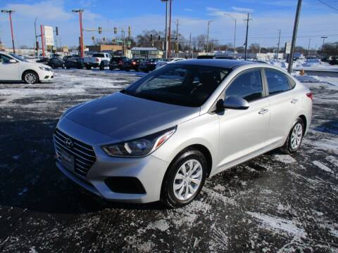 2019 Hyundai Accent for sale at Windsor Auto Sales in Loves Park IL