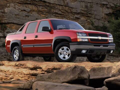 2003 Chevrolet Avalanche for sale at TTC AUTO OUTLET/TIM'S TRUCK CAPITAL & AUTO SALES INC ANNEX in Epsom NH