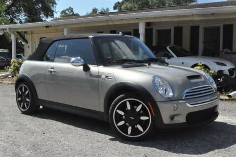 2008 MINI Cooper for sale at Elite Motorcar, LLC in Deland FL
