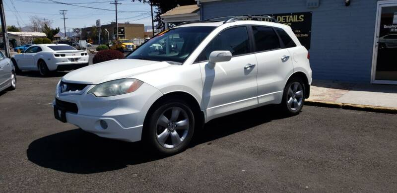 2007 Acura RDX for sale at The Little Details Auto Sales in Reno NV