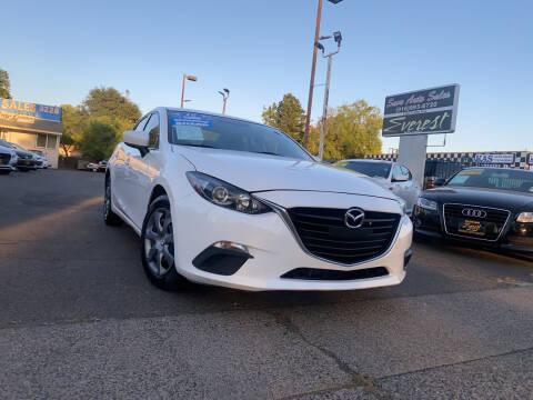 2016 Mazda MAZDA3 for sale at Save Auto Sales in Sacramento CA