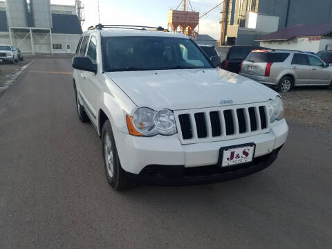 2009 Jeep Grand Cherokee for sale at J & S Auto Sales in Thompson ND