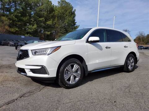 2020 Acura MDX for sale at Southern Auto Solutions - Georgia Car Finder - Southern Auto Solutions - Acura Carland in Marietta GA