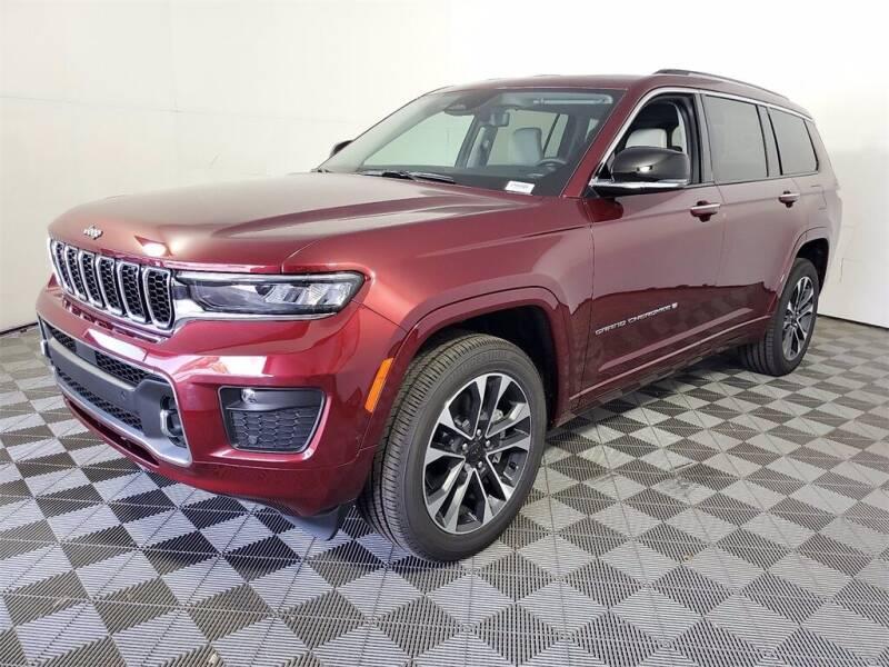 2021 Jeep Grand Cherokee L for sale in Pompano Beach, FL