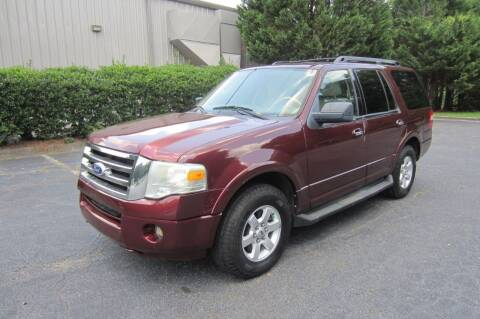 2010 Ford Expedition for sale at Key Auto Center in Marietta GA
