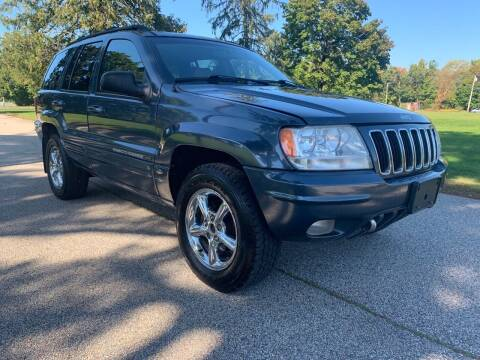 2001 Jeep Grand Cherokee for sale at 100% Auto Wholesalers in Attleboro MA
