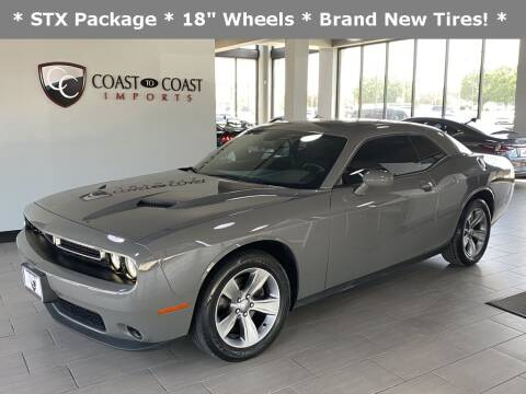 2017 Dodge Challenger for sale at Coast to Coast Imports in Fishers IN