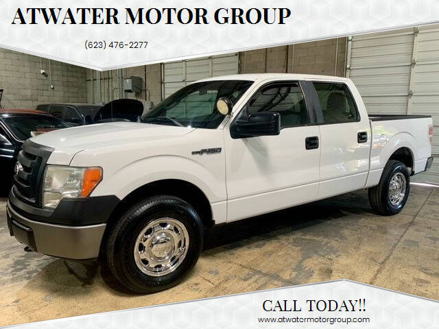 2011 Ford F-150 for sale at Atwater Motor Group in Phoenix AZ