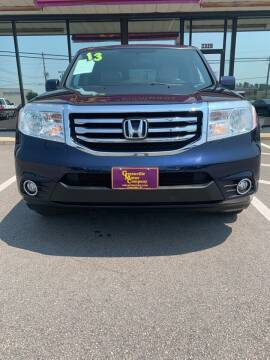 2013 Honda Pilot for sale at Greenville Motor Company in Greenville NC