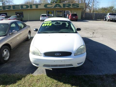 2007 Ford Taurus for sale at Credit Cars of NWA in Bentonville AR