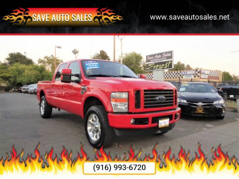 2009 Ford F-250 Super Duty for sale at Save Auto Sales in Sacramento CA