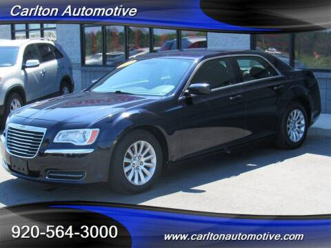 2012 Chrysler 300 for sale at Carlton Automotive Inc in Oostburg WI