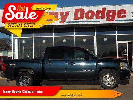 2008 Chevrolet Silverado 1500 for sale at Jonny Dodge Chrysler Jeep in Neligh NE