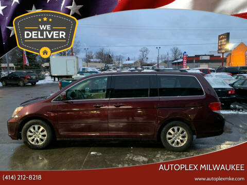 2008 Honda Odyssey for sale at Autoplex 3 in Milwaukee WI