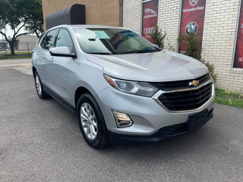 2020 Chevrolet Equinox for sale at Auto Imports in Houston TX