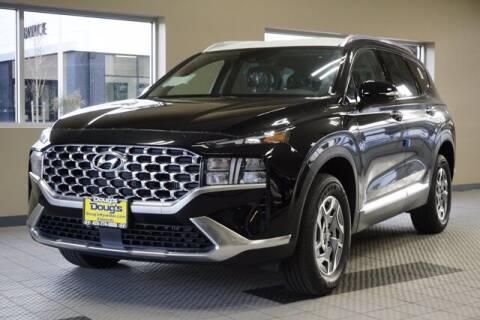 2021 Hyundai Santa Fe Hybrid for sale at Jeremy Sells Hyundai in Edmunds WA