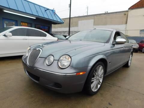 2008 Jaguar S-Type for sale at AMD AUTO in San Antonio TX
