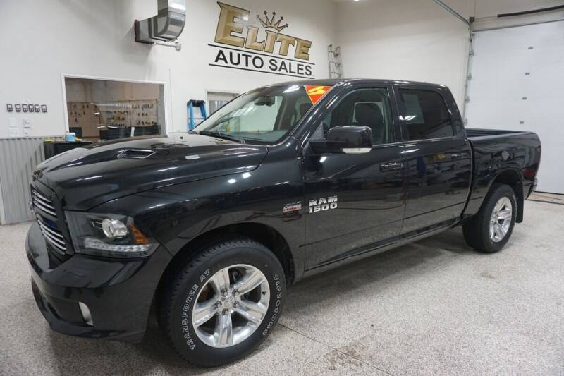 2017 RAM Ram Pickup 1500 for sale at Elite Auto Sales in Ammon ID